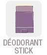 déodorant stick