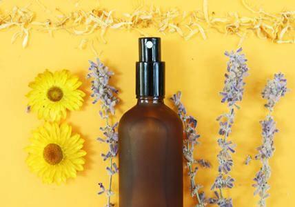 Recette Lotion à vaporiser confort des peaux fragiles